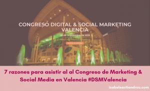 #DSM Valencia congreso marketing