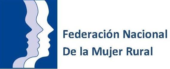 Logo federación nacional de la mujer rural